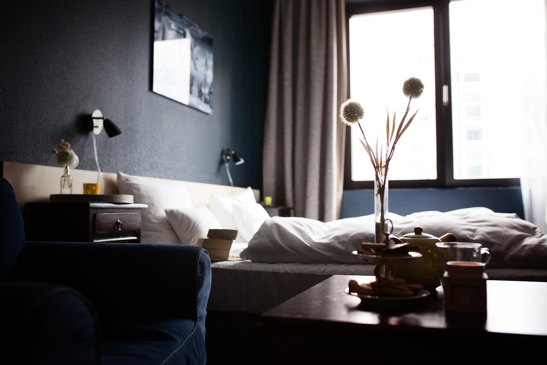 hotel Giethoorn kamer